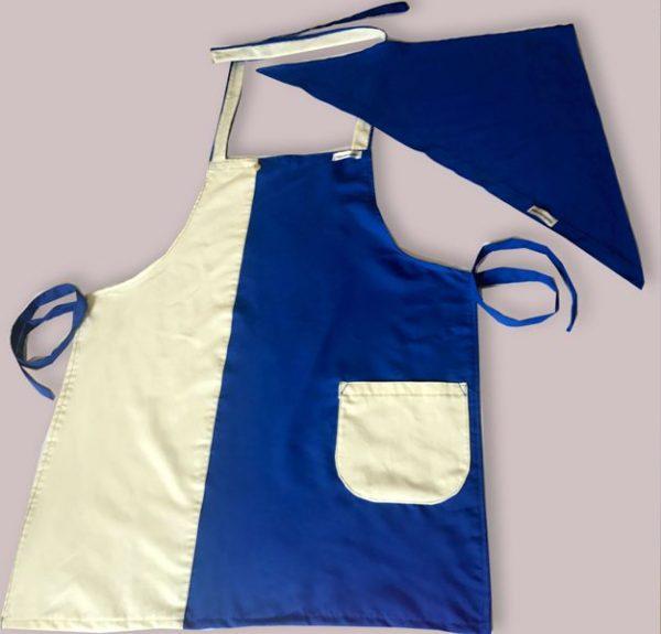22.-Avental-Azul-bege-Lenco
